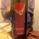 イタリアンBambu - サルジニアの赤ワイン モニカ種