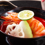 熱田 柏木 - 料理写真:椀物