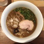 らーめん佳 - 料理写真:らーめん 700円