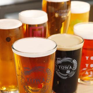 ≪平日限定≫クラフトビールがお得に◎「ハッピーアワー」実施中