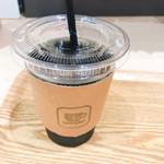 大垣書店&cafe - ドリンク写真:水出しアイスコーヒー❤︎