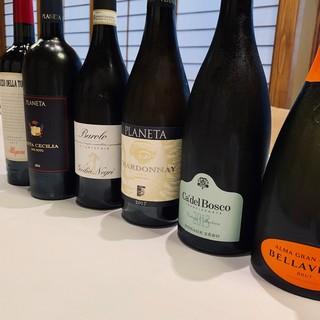 【ワイン】イタリアの土着品種が中心