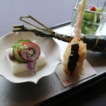 臼杵ふぐ 山田屋 丸の内 - 前菜