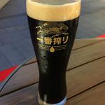 クラフトビアガーデン - 一番搾り〈黒生〉