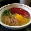 麺乃家 - 料理写真:トマトリ塩冷麺