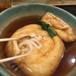 麺闘庵 - 中から うどん