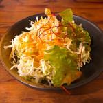 洋食春 - サラダ