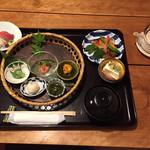 板室温泉 大黒屋 - 料理写真:
