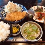 ザ定食&ドリンクス 東里 - 料理写真: