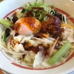幸楽苑 - 料理写真:台湾野菜まぜめん 640円