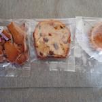 焼き菓子の店 hanna - 料理写真:買ったお菓子