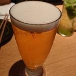 のずみ  やさい巻き・彩sour - ビール