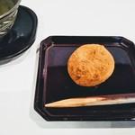 祇をん 豆寅 - くず餅