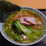Oukegyouza - 醤油ラーメン