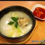 陽山道 - コムタンスープ