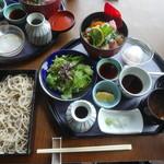 110035580 - 蕎麦海鮮丼御膳