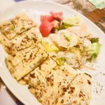 110035906 - トルコのチーズ入りパン(正確な名前は わかりません)