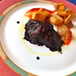 トスカーナ - 追加のメイン料理(牛ホホ肉)