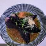tonkatsutowashokunomisechouhachi - 揚げ出し茄子