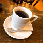 山登寿 - ホットコーヒー