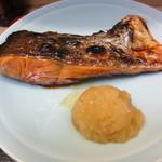 魚竹 - 銀鮭焼