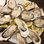 オイスター テーブル - ・真牡蠣12ピース(3218円)