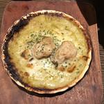 オイスター テーブル - ・牡蠣グラタン(853円)