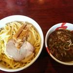 あらとん - つけ麺(大盛)/850円