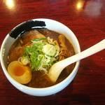 あらとん - あらとん特製醤油ら~麺(並)/1,050円