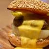 自由が丘バーガー - 料理写真:【スライダー 2チョイス@1,100円】チーズスライダー
