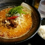 香氣 四川麺条  - 『紅担担麺』¥790-