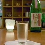 日本酒バー 雲レ日 - 仙禽 純米吟醸