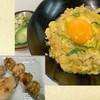 日本ばし とり鹿 - 料理写真:串・親子セット