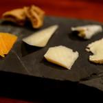 ラパルタメント ディ ナオキ - チーズ