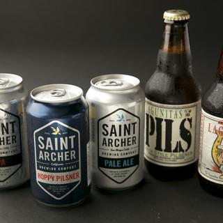 ビール大好きオーナー厳選!!アメリカンクラフトビール!!