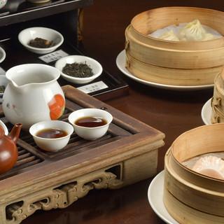 【茗圃】は「飲茶の殿堂」を目指します!