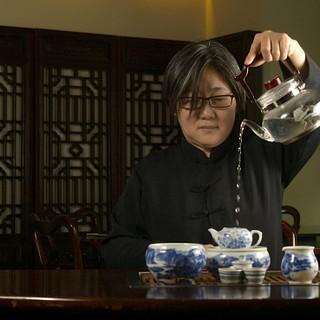 《茗圃》の茶藝師、中田が、テレビ出演!
