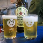 大将 - 赤星大瓶&大将グラス