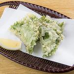 よりみち酒場 檜や - カニ味噌天ぷら