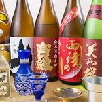 よりみち酒場 檜や - 日本酒