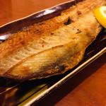丸八寿司 - ホッケ塩焼き