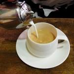コブ - カフェオレ・ミルク
