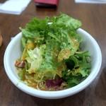 ふらんす亭 - サラダ