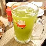 工 - 緑茶ハイ