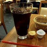日比谷松本楼GRILL - アイスコーヒー