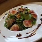 brochette Namioka - 季節のサラダ