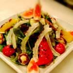 brochette Namioka - 【夏限定】夏野菜の炭火焼サラダ
