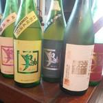 brochette Namioka - 蔵元直送の日本酒