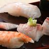 おかざき - 料理写真:お寿司5~6貫