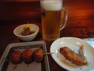 鳥平 - ちょい飲みセット 1,080円